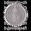Thumbnail: 2 Franken 1920 Schweiz Silber Silbermünze