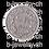 Thumbnail: 2 Franken 1931 Schweiz Silber Silbermünze