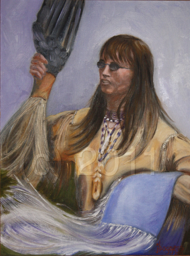 Donna Coane_PowWow Dancer