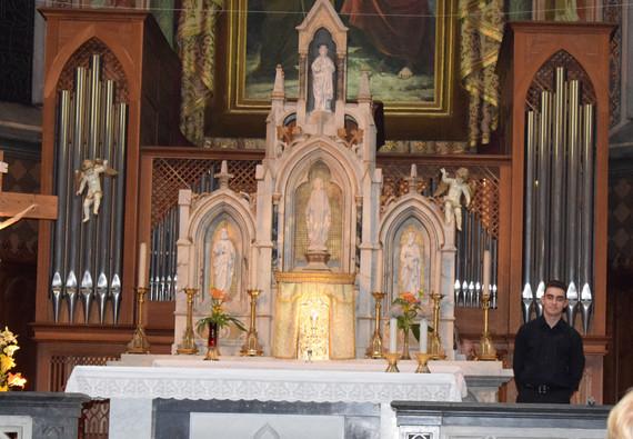Chiesa parrocchiale di Predazzo