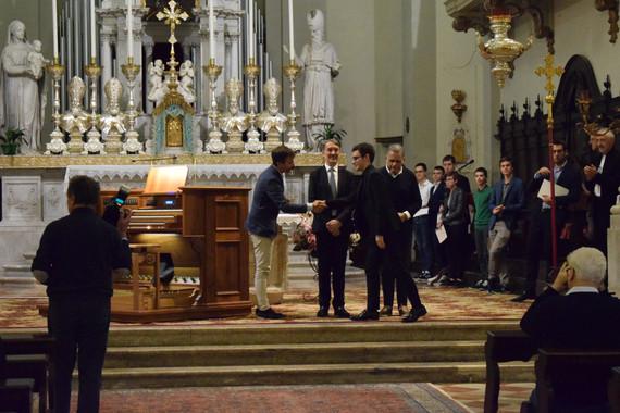 """Premiazione concorso internazionale """"Fondazione Friuli"""""""