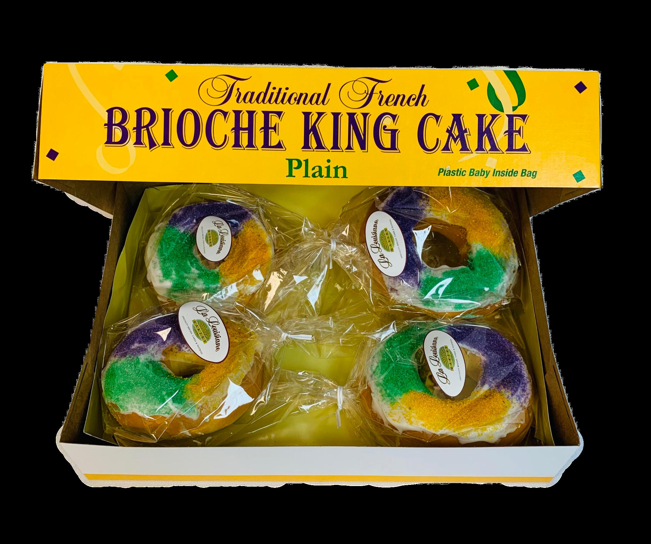 Mini King Cake Box