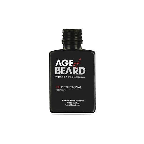 All Natural and Organic Premium Beard Oil (1oz | 30ml)