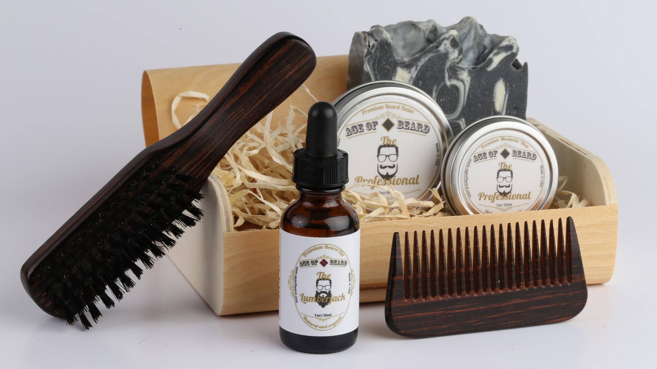 The Everything Beard Kit (2)