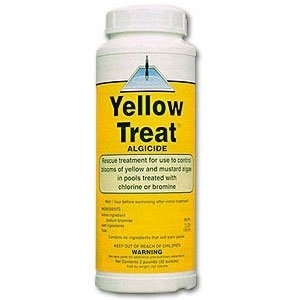 UNITED CHEMICAL YELLOW TREAT 2 LB.