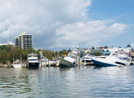 Preparing for a Hurricane: Helpful Tips for Boat and Yacht Owners