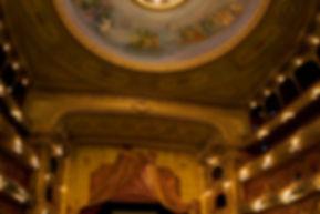 Sala Principal Teatro Colón