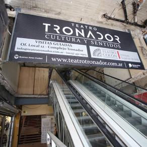 El teatro Tronador, entre la nostalgia y el sueño de un nuevo esplendor