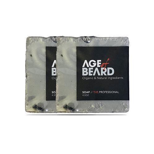 Premium Beard Soap (2-Pack)