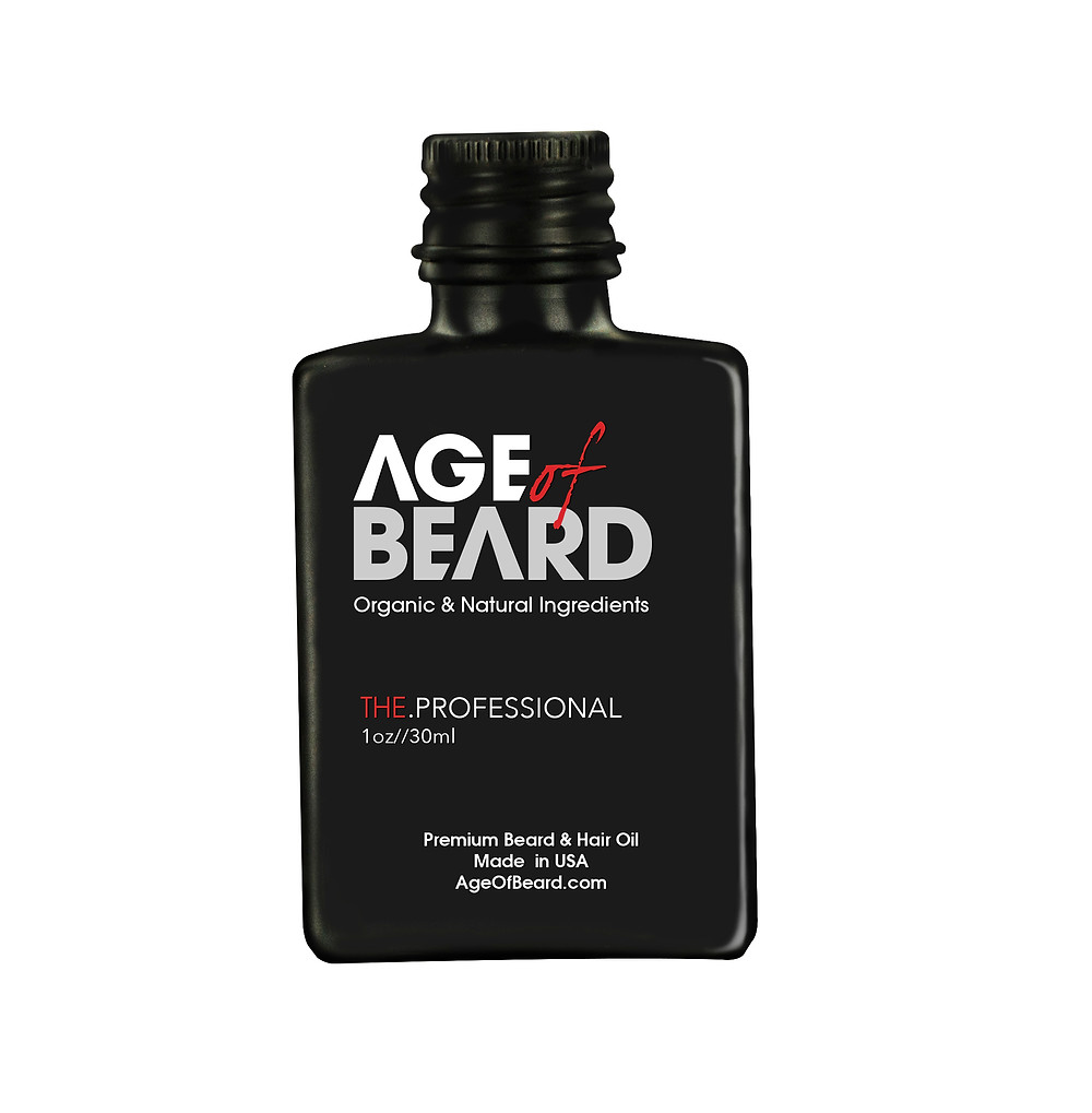 Age of Beard Products, All Natural & Organic Beard Oil, Now For Hair!