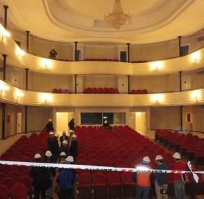 """""""El teatro municipal de Punta Arenas es una gran obra"""""""