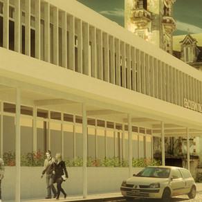 "Primer Lugar Concurso Nacional ""Clarin-SCA para estudiantes de Arquitectura, Edición 2013"""