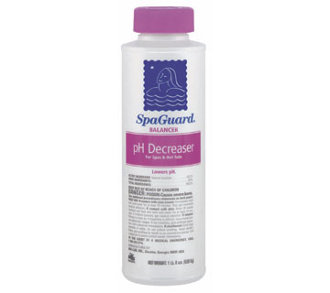 SPAGUARD PH DECREASER
