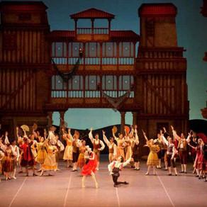 """El Ballet del Teatro Colón presenta """"Don Quijote"""" en Córdoba"""