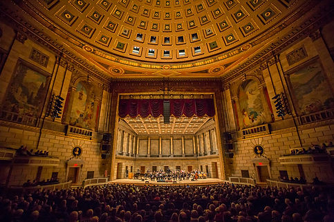 Kodak Hall, Eastman Theater