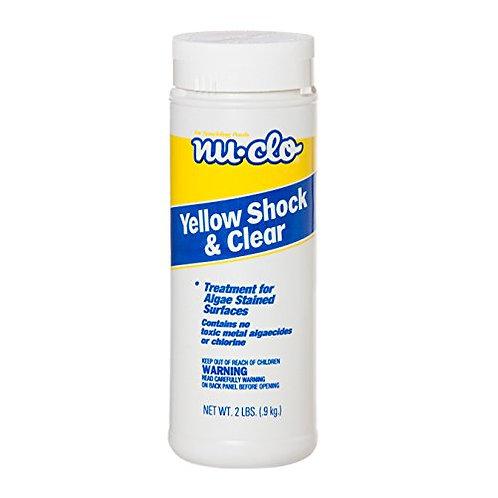 NU-CLO YELLOW SHOCK & CLEAR 2 LB