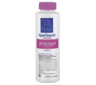 SPA GUARD PH INCREASER