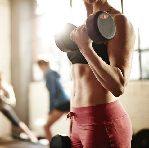 healthy-young-female-weight-training-in-