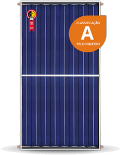Placa Coletora Solar New Blue Pro-Sol 1,95m²