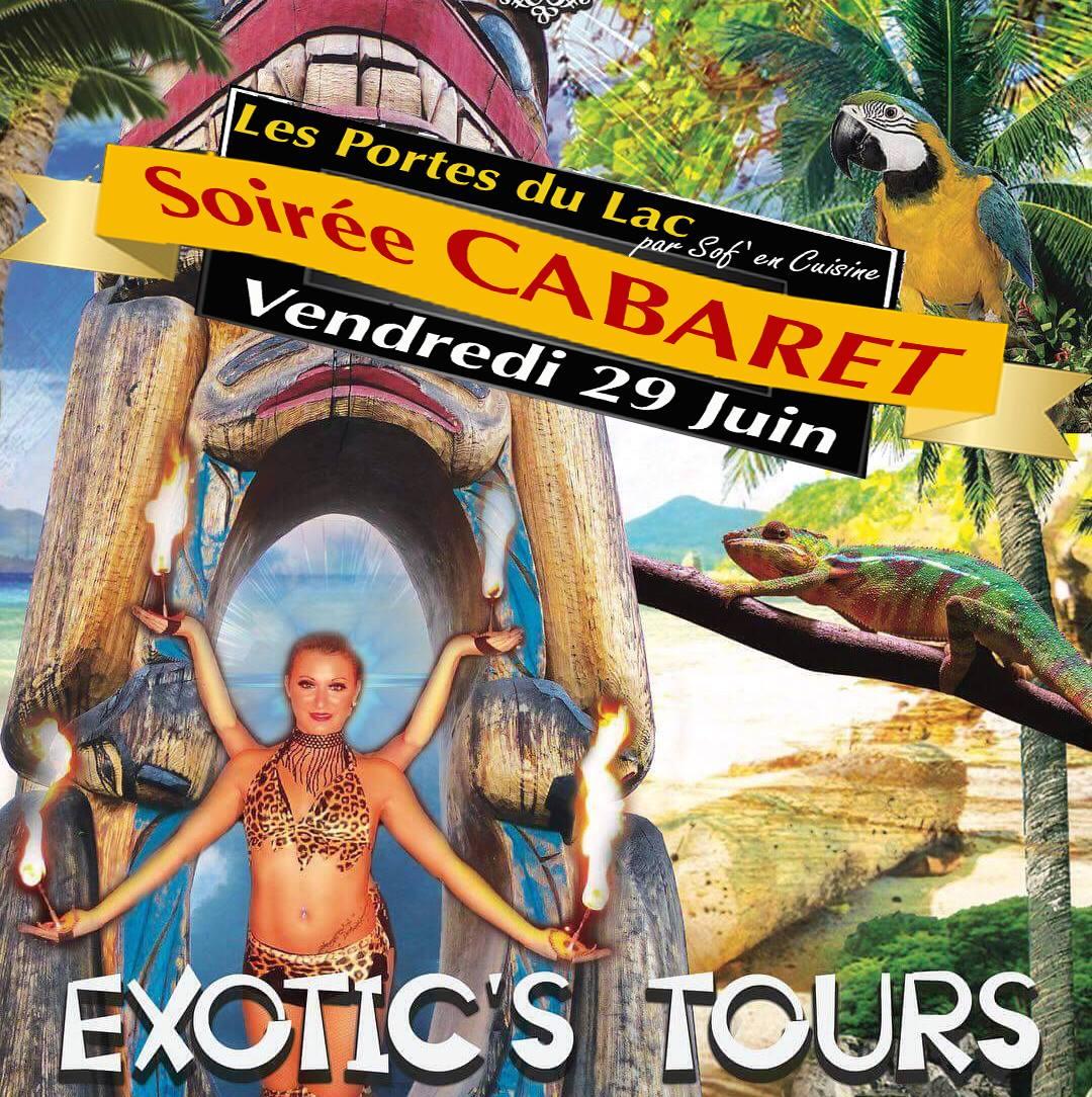 EXOTIC'S TOURS St esteve 29-06-18