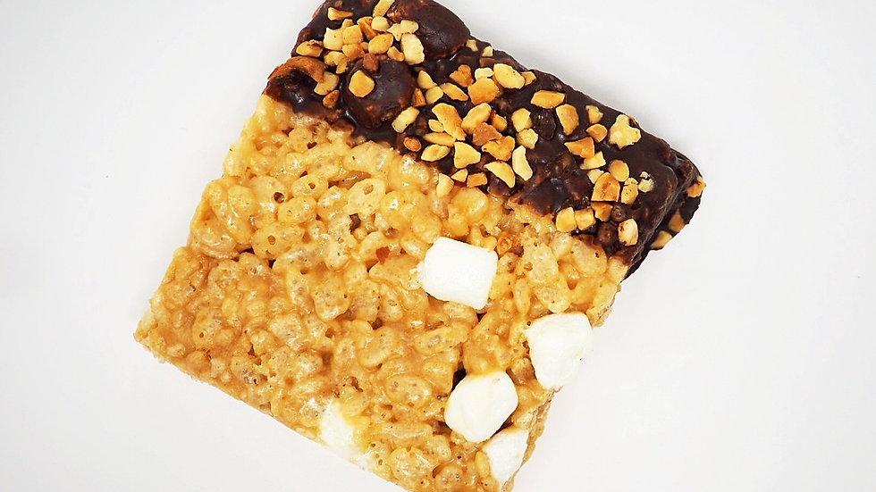 Peanut Butter Rice Krispy Treat