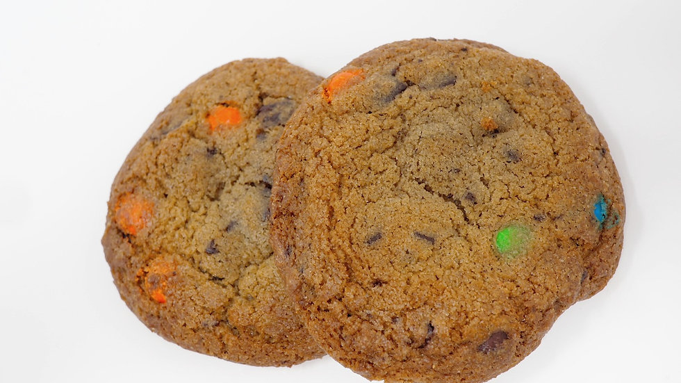 Chocolate Candy Cookie