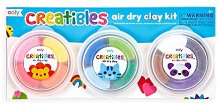 Creatibles D.I.Y. Air-Dry Clay Kit