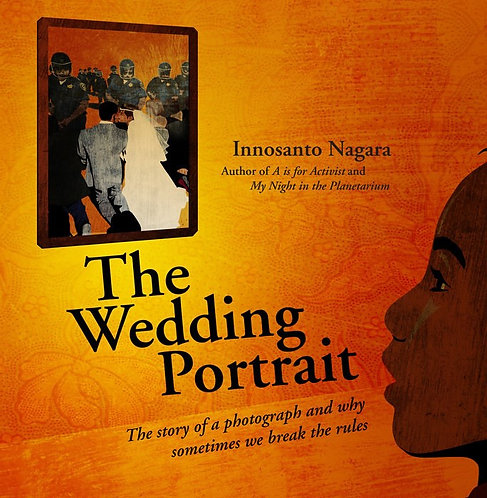 The Wedding Portrait by Innosanto Nagara (HC)