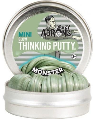 Crazy Aaron's Thinking Putty 2''- Monster
