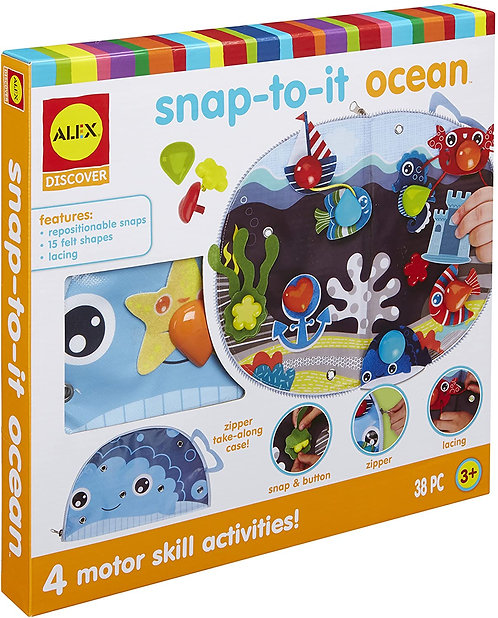 Snap-To-It Ocean