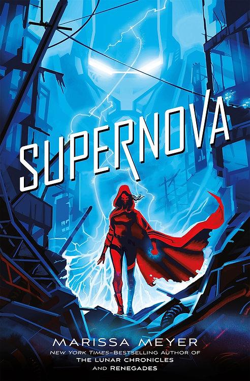 Supernova by Marissa Meyer (HC)