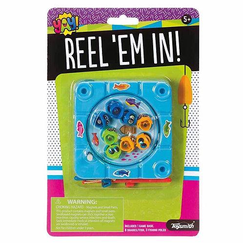 Reel Em' In Travel Game!
