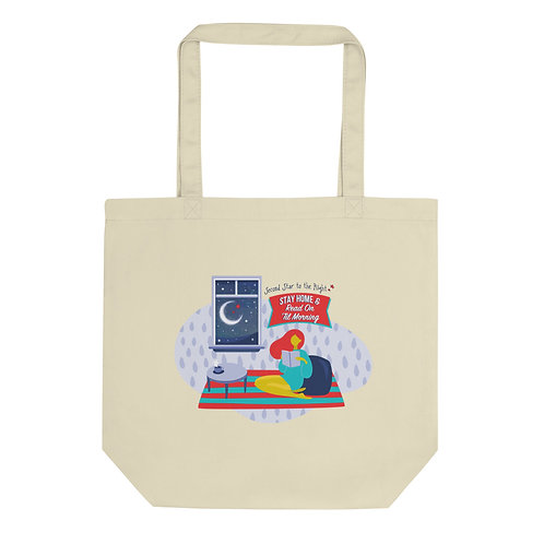 Stay Home and Read Tote