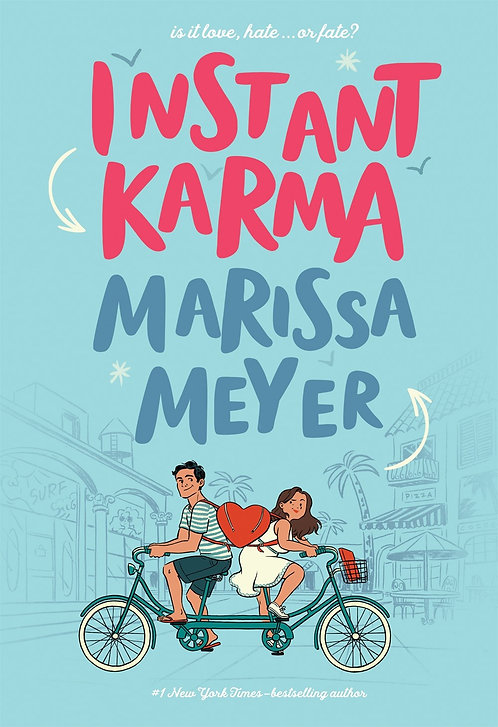 Instant Karma by Marissa Meer