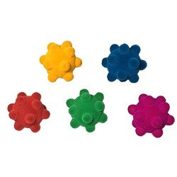 Rainbow Fidget Balls