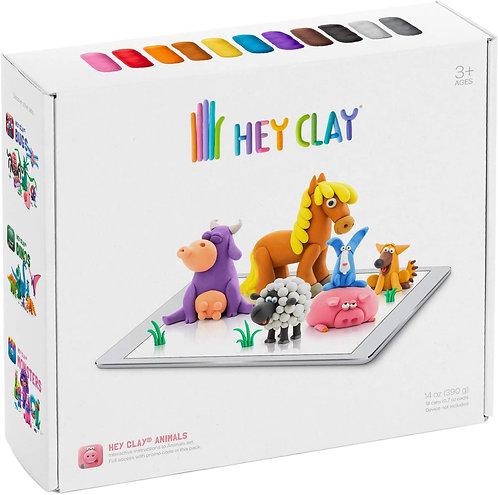 Hey Clay Animals