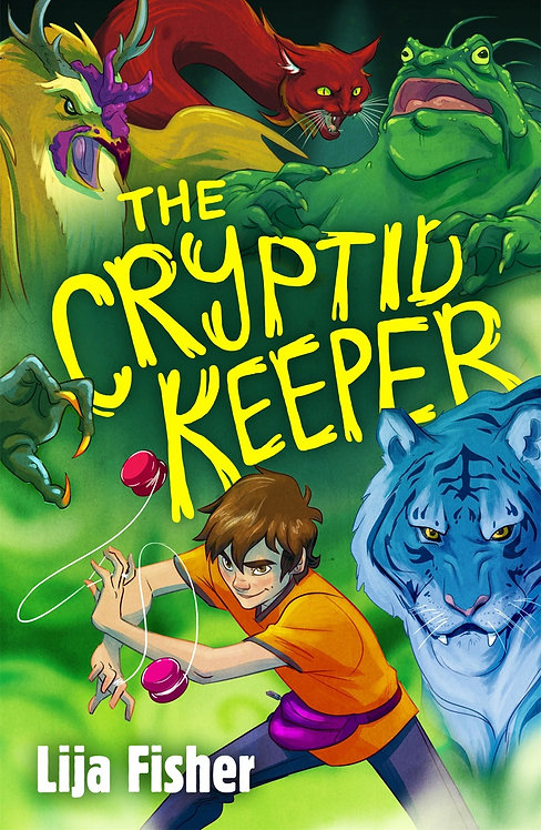 The Cryptid Keeper by Lija Fisher
