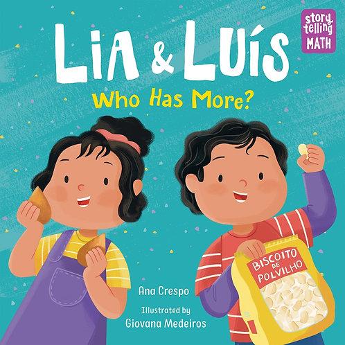 Lia & Luis by Ana Crespo