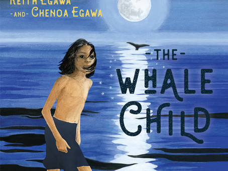 Keith & Chenoa Egawa Talk Environmentalism and Storytelling