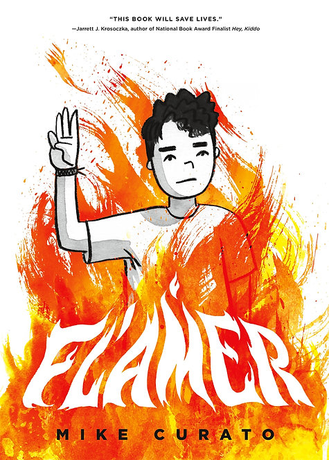 Flamer by Mike Curato
