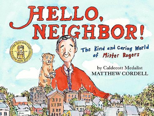 Hello Neighbor by Matthew Cordell