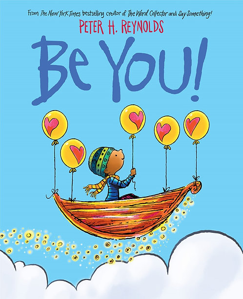 Be You by Peter Reynolds