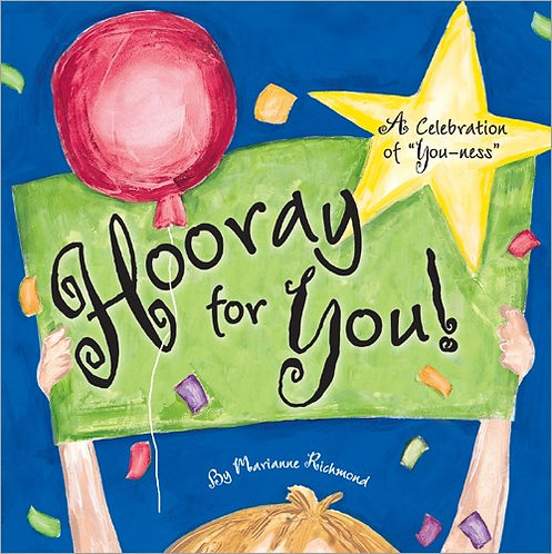 Hooray for You! By Marianna Richmond (BB)