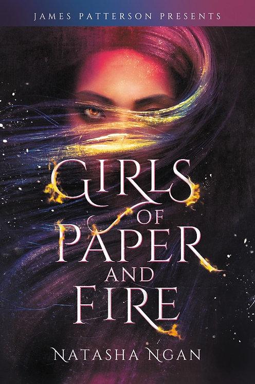 Girls of Paper and Fire nby Natasha Ngan