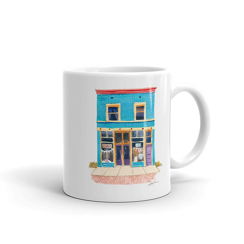 Jessica Lanan Watercolor Mug