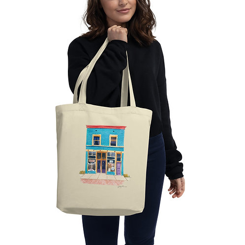 Jessica Lanan Watercolor Tote