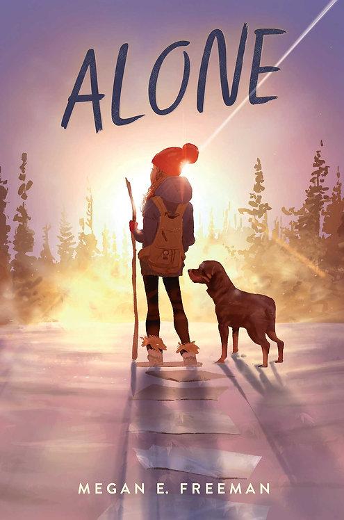 Alone by Megan Freeman
