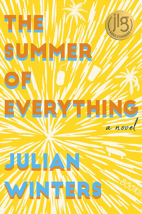 The Summer of Everything by Julian Winters