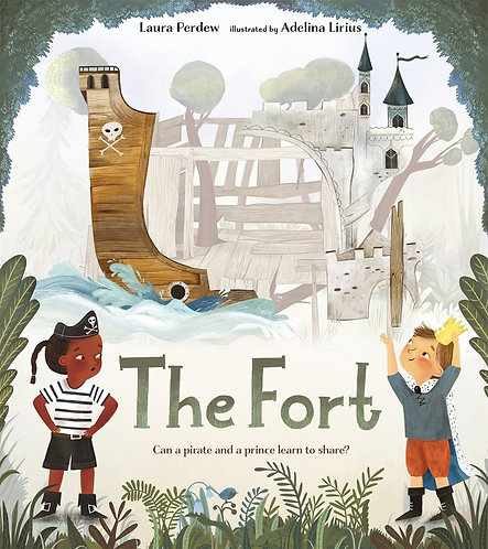 The Fort by Laura Perdew