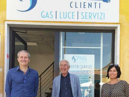 Spigas Clienti, inaugurato anche il Punto Assistenza di Marina di Carrara